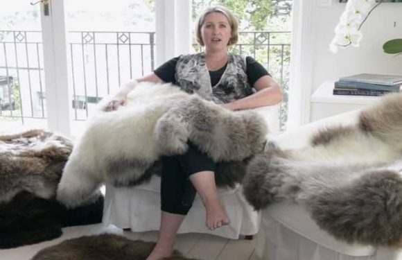 Purely Natural Sheepskin Fantastic for Gift Giving